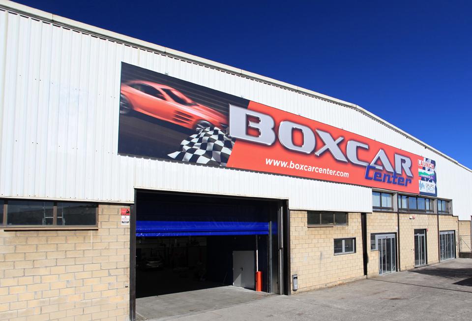 Boxcarcenter